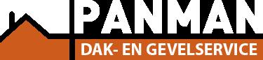Panman dak- en gevelservice Logo